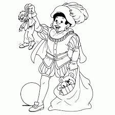 25 Nieuw Kleurplaat Sinterklaas En Zwarte Piet Op Het Dak Mandala