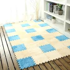 foam floor tiles baby set soft cutting crawling play mat for baby long fur hair puzzle foam floor tiles baby