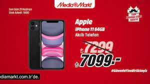 Tam Babalara Göre Hediyeler MediaMarkt'ta   iPhone 11 64GB 7099TL! - YouTube