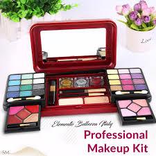 elemento bellezza italy professional make up kit