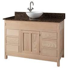 Unfinished bathroom vanities top tips