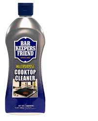 multipurpose ceramic and glass cooktop cleaner