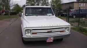 1967 Chevrolet C10 Pick Up V8 350 fleetside - YouTube