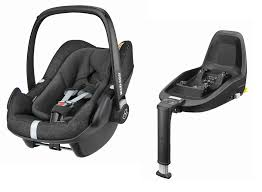 maxi cosi infant car seat pebble plus including 2wayfix design nomad black 2019