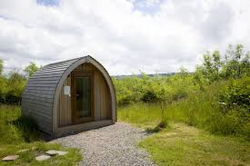 Camping Pods - Bowland Wild Boar Animal Park
