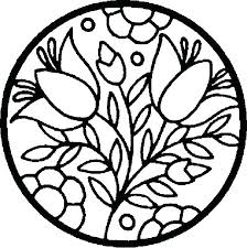 Spring Flowers Coloring Pages Coloring Pages Flowers Printable