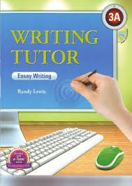 writing tutor a essay writing intermediate level by randy  writing tutor 3a essay writing intermediate level by randy lewis compass publishing 9781599665535 paperback revaluation books