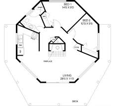 octagon house plans. ORDER This House Plan. Click On Picture For Complete Info Octagon Plans F