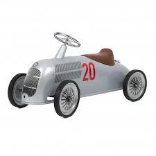 Rider Mercedes-Benz W 25 Silver Arrow