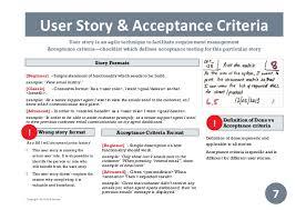 Agile User Story Acceptance Criteria Template 19 Images Of Agile Acceptance Criteria Template Bfegy Com