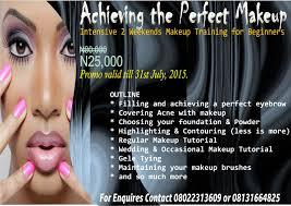 fantastic promo offer professional make up