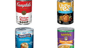 Progresso Light Chicken Noodle Soup Calories The Healthiest Canned Chicken Soups Ranked By Nutritionists