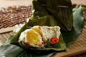 Pepes telur asin enak dan seger. Enggak Nyangka Botok Telur Asin Ini Aroma Dan Rasanya Terlalu Menggoda Untuk Disantap Semua Halaman Sajian Sedap