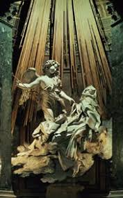 bbc arts simon schama s power of art ecstasy of st theresa 1652
