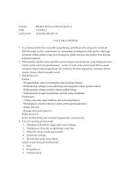 Demikian info link download buku guru dan buku siswa kurikulum 2013 kelas 7 smp/mts edisi revisi 2017. Etika Profesional Pdf