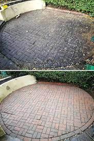 brick patios raised garden beds diy