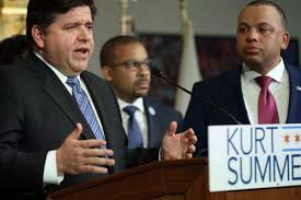 Summers won't run for governor, endorses J.B. Pritzker instead - Chicago  Sun-Times