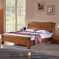 Solid Walnut Bedroom Furniture Walnut Bedroom Furniture Home Homes Modern Chinese Solid Wood