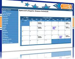 Calendar Templates For Websites Free Website Hosting Website Templates Website Design Eteamz
