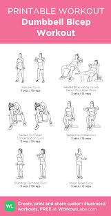 biceps for women and men dumbbell bicep workout my visual workout created at workoutlabs through to customize and as a free pdf