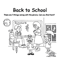Small Picture Back to School Coloring Page crayolacom