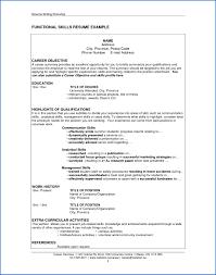 Resume Sample Qualifications 24 Summary Of Qualifications Resume Sample SampleResumeFormats24 11