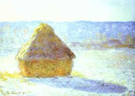 file claude monet haystack snow effects morning 1890 oil on