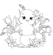 Preschool Religious Easter Coloring Pages Printable Free For