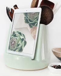 Mint Green Kitchen Accessories Stak Ceramics Mint Kitchen Dock Pre Order Only Everything Ren
