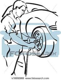 auto repair clip art. Delighful Clip Clip Art  Auto Repair Fotosearch Search Clipart Illustration Posters  Drawings In Repair