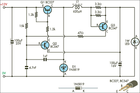 led circuit diagrams ireleast info led ballast wiring diagram led wiring diagrams wiring circuit