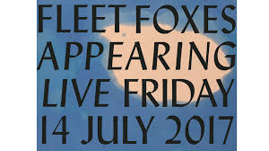 Fleet Foxes At Cannon Center For The Performing Arts On 10