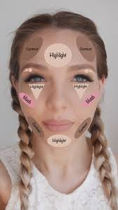 where to highlight how to contour and highlight correctly for your faceshape pretty 52