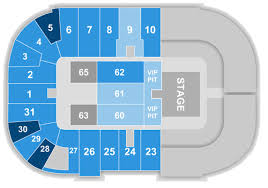 Massmutual Center Concert Seating Chart Rigorous I Pay One Center Seating Chart 2019