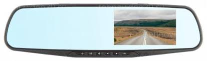 <b>Автомобильный видеорегистратор</b> Зеркало заднего вида ...