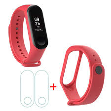 <b>Bracelet for Xiaomi</b> Mi Band 3 Strap,Fitness Sports Xiaomi Mi Band ...