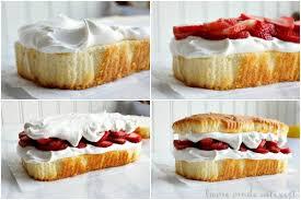 No Bake Strawberry Summer Cake Home Made Interest