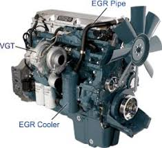 egr systems components detroit diesel corporation us epa 2007 series 60 equipped cooled hpl egr system