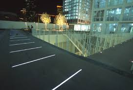 in floor lighting fixtures. landscape led are set as floor recessed luminaire on pathways in our lighting design fixtures