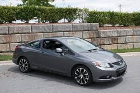 2013 honda civic si. 2013 honda civic cpe si in franklin, tn - darrell waltrip
