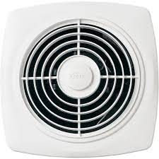 Broan Nutone 270 Cfm Through The Wall Exhaust Fan 508 The Home Depot