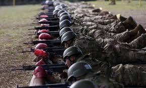 Resultado de imagen para Chile ejercicios militares
