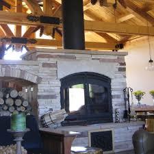 indoor outdoor wood fireplace double sided lovely indoor outdoor wood fireplace double sided new hearthroom 44