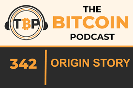 Bitcoin tumbles further below $40,000 after china issues. The Bitcoin Podcast 342 Origin Story The Bitcoin Podcast Network
