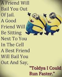 Best Friendship Quotes Fascinating Top 48 Minions Friendship Quotes 48 Friendship Quotes Best Friend