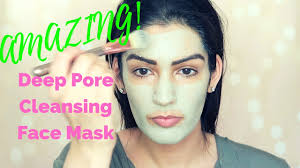 diy deep pore cleansing face mask husnara beauty you