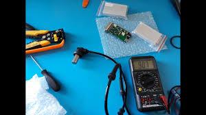 2004 Audi A4 Abs And Esp Light On Audi A4 Abs Sensor Problem Audi Esp Abs Sensor Circuit Wheel Speed Sensor