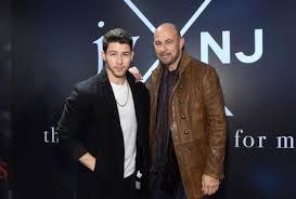 <b>John Varvatos</b> and Nick Jonas' <b>JV</b> x NJ Red Edition   The Beauty ...