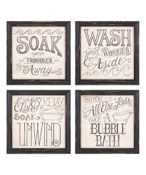 Image Info Take Look At This Imax bubble Bath Wall Art Set Of Four Today Pinterest Take Look At This Imax bubble Bath Wall Art Set Of Four