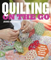 English paper piecing Â« modafabrics & I've got a new book out this month on English paper piecing (EPP) called  Quilting on the Go and today I'm going to share a little tutorial for how  to use ... Adamdwight.com